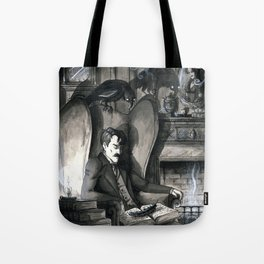 The Raven (version2) Tote Bag