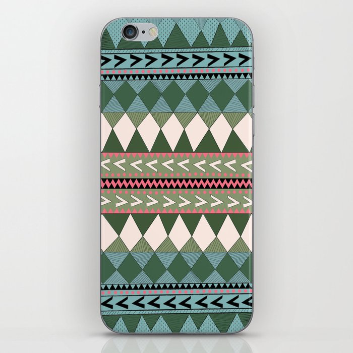 Native Forest iPhone Skin