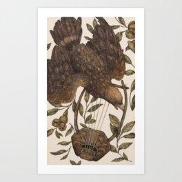 Cosmos - Lyra Art Print