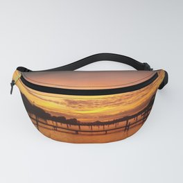 God's painting Fanny Pack