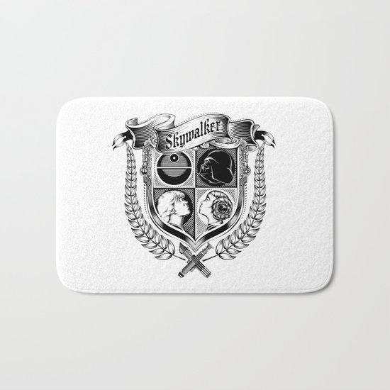 Family Coat of Arms Bath Mat