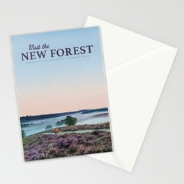 Visit New forest Stationery Cards