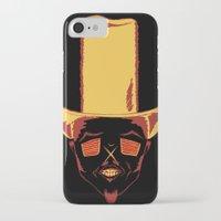 cowboy iPhone & iPod Cases featuring Cowboy by Vladislav Chulkov