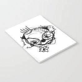 Clowns in Crowns #1 Notebook
