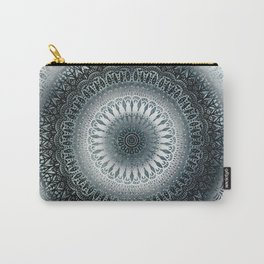 WINTER LEAVES MANDALA Carry-All Pouch
