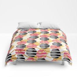 Into Stripes Comforters