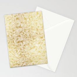 Gold Inklings Stationery Cards