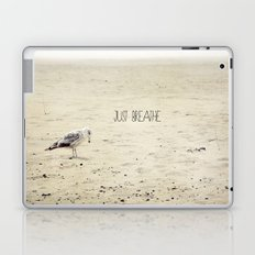 Just Breathe Laptop & iPad Skin