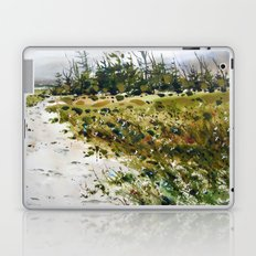 path to the beach Laptop & iPad Skin