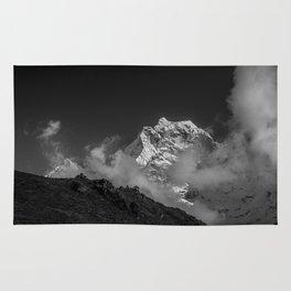 Himalaya mountain Rug