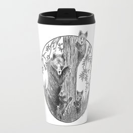 Bears Travel Mug