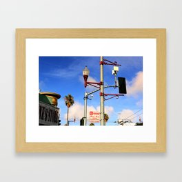 Our New Olde Style Framed Art Print