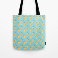 Kawaii Pineapple Tote Bag