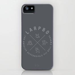 LARPBO Hipster iPhone Case