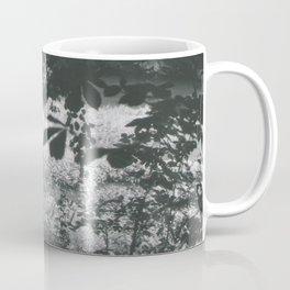 Deer Through the Leaves Coffee Mug
