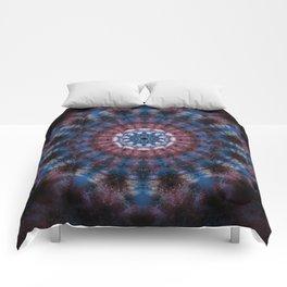 Music Space Kaleidoscope Comforters