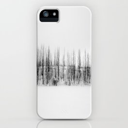 Grey matter 2 iPhone Case