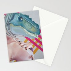 Queer Dinosaur Stationery Cards