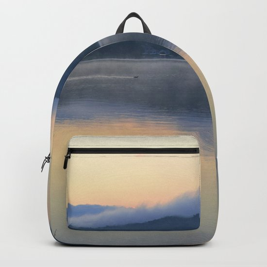 Mysterious Morning Backpack