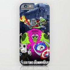 Floating BunnyHead + Avengers iPhone 6s Slim Case