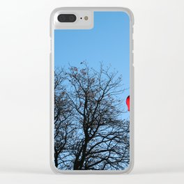 British/Canadian Clear iPhone Case