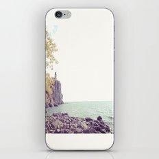 Split Rock iPhone & iPod Skin
