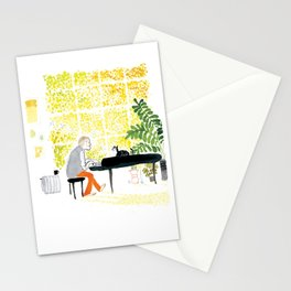 I love you, Porgy. Stationery Cards