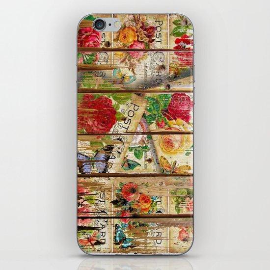 Holiday Romance iPhone Skin