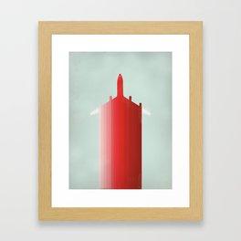RD PLN Framed Art Print