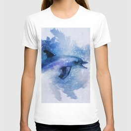 Dolphins Freedom T-shirt