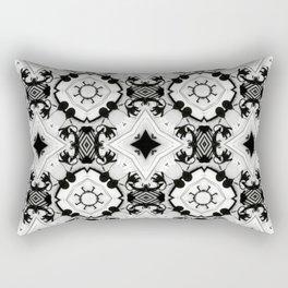 THROUGH THE KALEIDOSCOPE #1 Rectangular Pillow