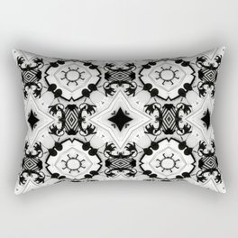 THROUGH THE KALEIDOSCOPE #1 Rectangular Pillow