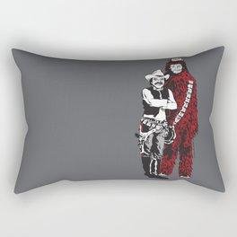 East bound and down in a galaxy far, far away... Rectangular Pillow