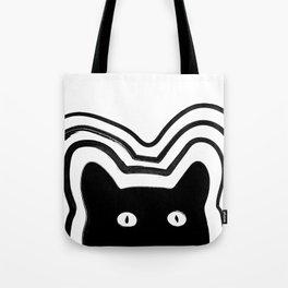 Cat Vibes Tote Bag