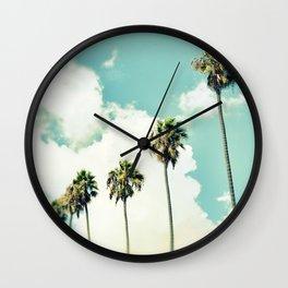 Paradise & Heaven Wall Clock