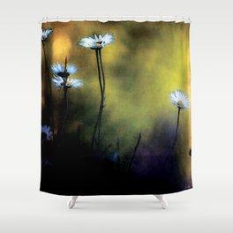 Fleurs des champs colors urban fashion culture Jacob's 1968 Paris Agency Shower Curtain
