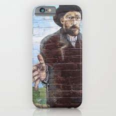 Vincent Street Art, Amsterdam Slim Case iPhone 6s