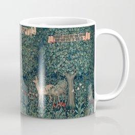 William Morris Greenery Tapestry Coffee Mug
