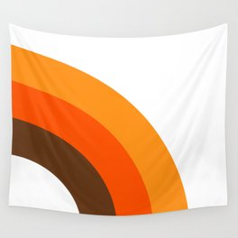Harvest Rainbow - Right Side Wall Tapestry