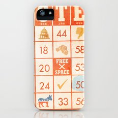 The Bingo Vote Slim Case iPhone (5, 5s)