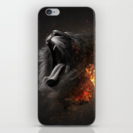 XTINCT x Lion iPhone Skin