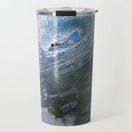 Electric Blue Travel Mug