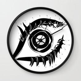 Eye See You #1 Wall Clock