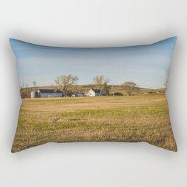 Hoffman Farm, Streeter, ND Rectangular Pillow
