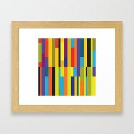 TEMPORAMA Framed Art Print