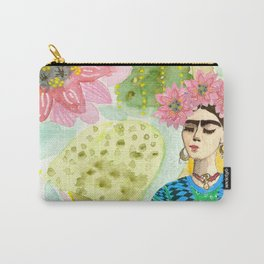 a dream of Frida Carry-All Pouch