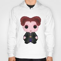 hocus pocus Hoodies featuring Hocus Pocus Winifred by SpaceWaffle
