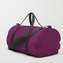 Red wine Duffle Bag