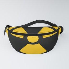 Yellow Radioactive Fanny Pack