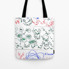 Electron Tote Bag